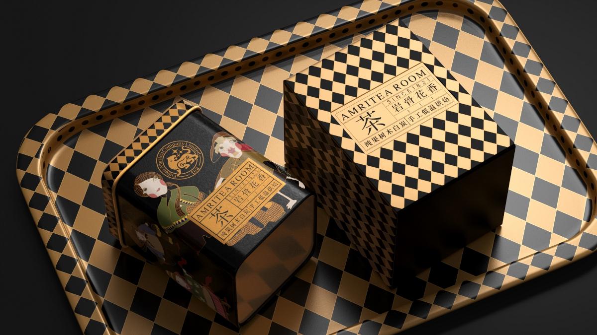 喜鹊重新炒了12年前的冷饭…新茶包装这次又震惊了茶叶圈!
