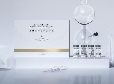J.H Made × Hellolink | 高端院线医美冻干粉产品包装设计