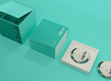 以名山之名,融季节之味!Crazy应力设计 x 名山融春普洱茶包装设计