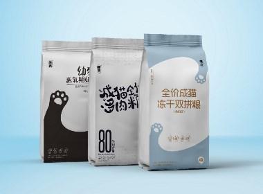 宠物猫食品系列包装设计