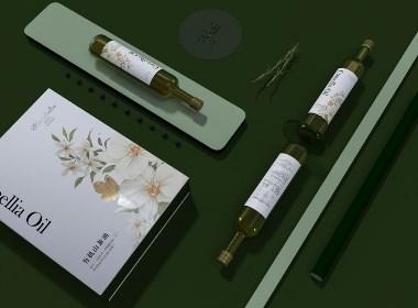 曼多林 × Helllolink | 山茶油食品全套包装设计