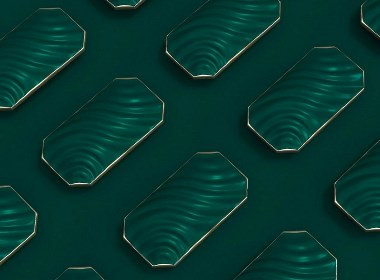 Lakyra × Helllolink | 波光鳞羽眼影盘全套包装设计
