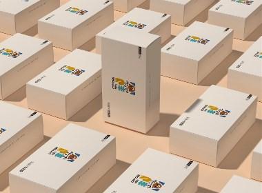 懒蛋熊 × Hellolink | 洗护用品的包装如何设计的趣味横生