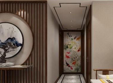 新中式全房,符合大众审美