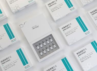 DR.CKP×Hellolink | 轻医美·海藻面膜精华套盒包装设计