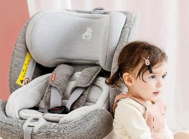 袋鼠爸爸儿童安全座椅品牌设计-巴顿品牌策略设计公司