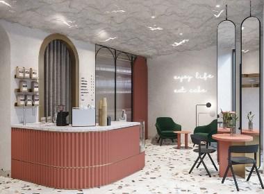 成都咖啡店装修设计
