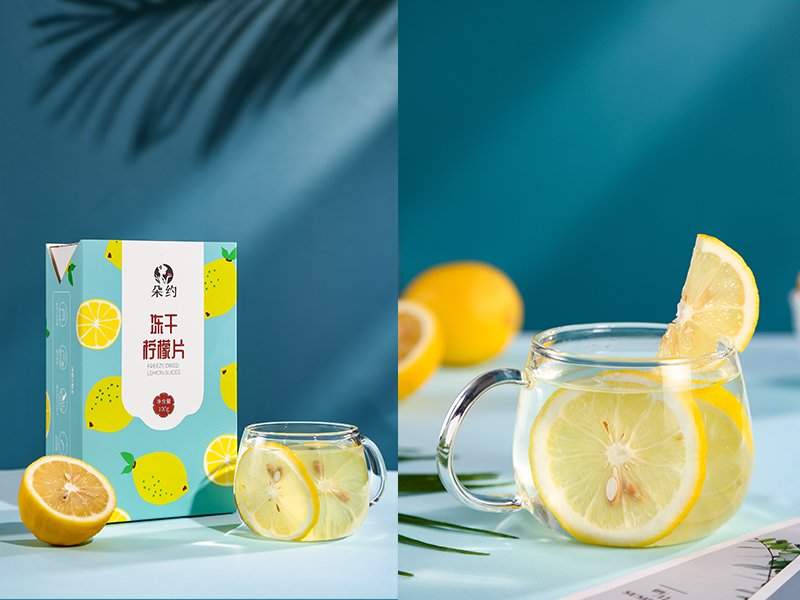 长沙典韬摄影   夏天是柠檬味的 花茶拍摄