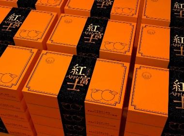红富士苹果礼盒、高原红苹果礼盒、节日水果通用礼盒