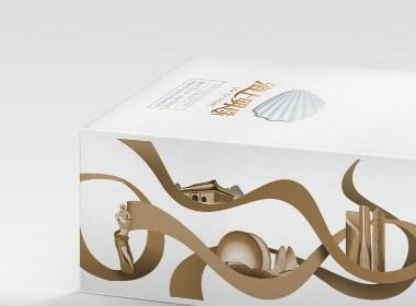 白酒包装设计_食品包装设计_品牌策划_不见设计_海上明珠