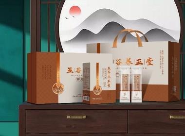 至觉案例丨五谷养正堂:史上最贵的挂面包装设计