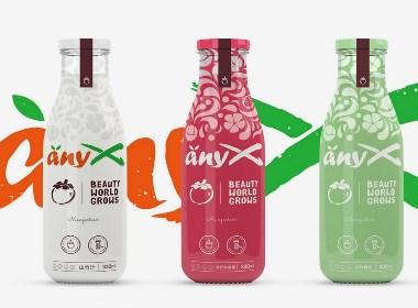 anyx丨山竹汁包装设计