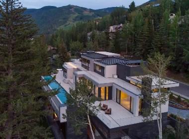 气质十足的自然别墅,让精致生活更有品质