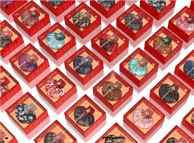中国风饰品香囊国潮品牌策划设计