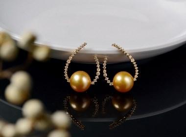 戴珍珠耳环的女孩