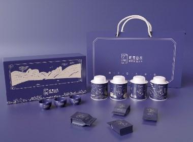 武夷山水(源武夷 达天下)- 茶叶包装