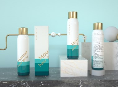 Mousse × Hellolink | 除菌品牌包装设计