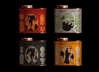 威士忌酒品包装设计