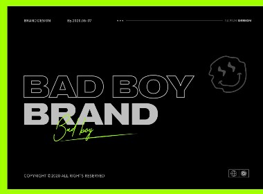BAD BOY丨不被定義的我們