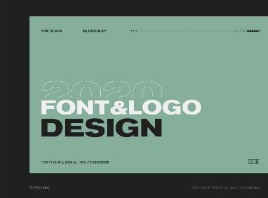 2020.06-07丨字体标志设计合集