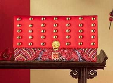 集欢喜原创红包《故宫-开门红》