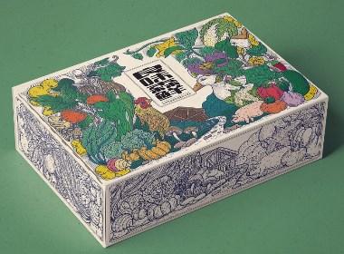 良味森鮮禮盒設計