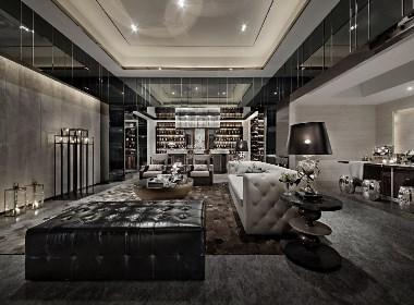暗色系私宅|现代简约风格|贵阳装修公司|贵阳软装设计公司排名