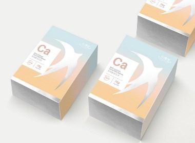 乐博维丨燕窝酸驼乳钙丨包装设计