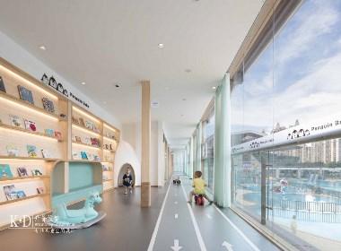 托育中心设计—企鹅故事国际托育中心