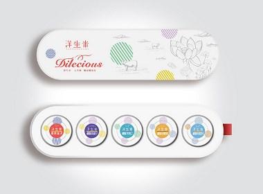 罐头类食品包装设计