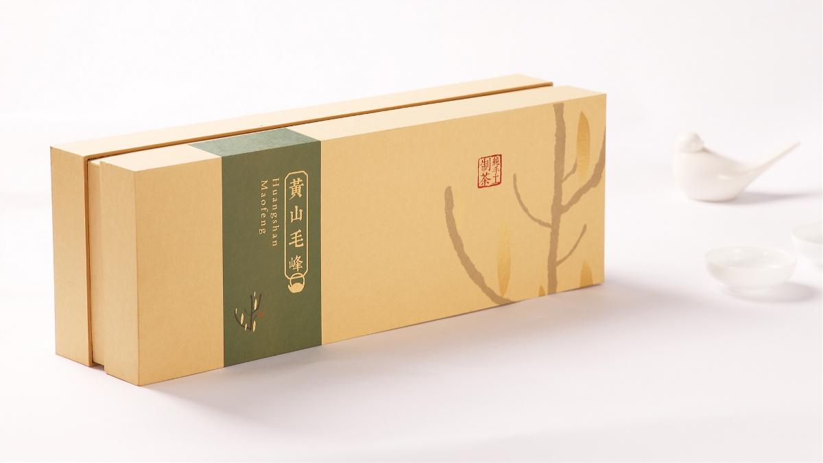 林坑茶叶品牌包装设计