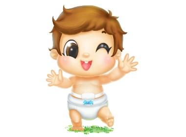 婴幼儿护脐带(贴)包装设计