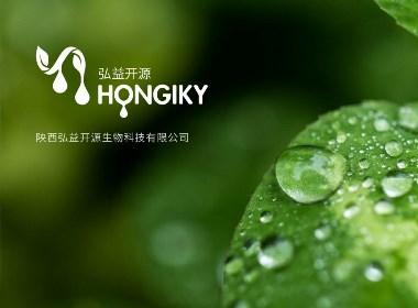 生物科技公司原创logo方案三