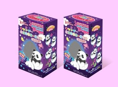 兔仙子 DIY 棒棒糖包装设计