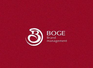 伯歌季舞|餐饮娱乐品牌管理公司logo设计