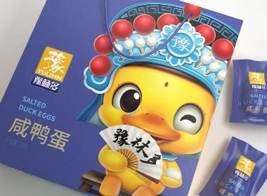 豫林多咸鴨蛋—徐桂亮品牌設計