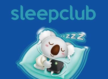 SLEEPCLUB品牌-智能睡眠仪包装设计