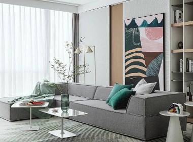 260㎡简美住宅,一方净土,慢享生活--欧模设计圈