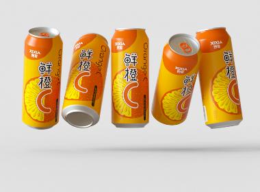 博原创 I 来罐西夏鲜橙C