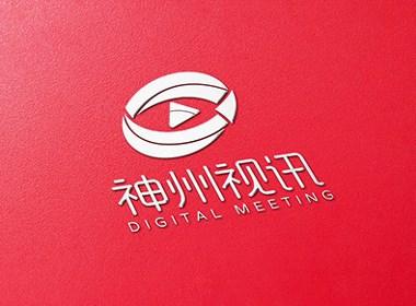 信息传输科技LOGO设计