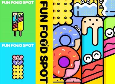 WOO樂趣食點食品品牌形象設計