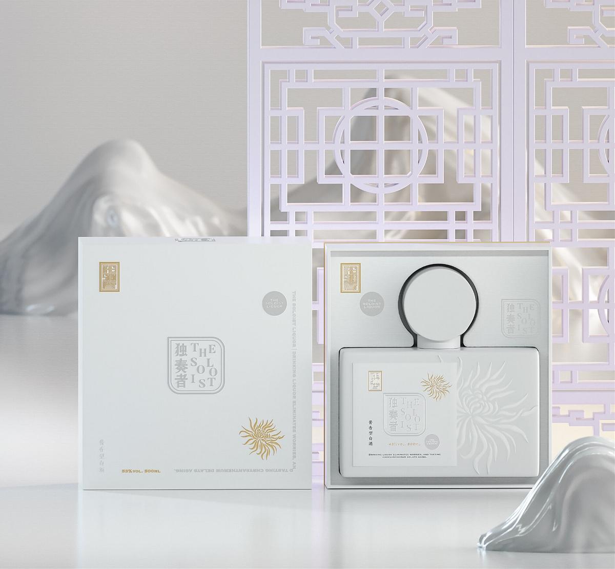 概念集合 · 六 独奏者中国酒  Concept Collection / 6