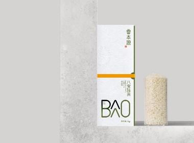 大米包裝—意形社