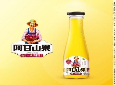 阿甘山果 果汁系列