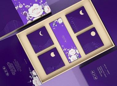 月餅包裝盒設計源文件 by 星設想