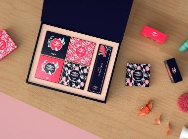 月餅禮盒包裝設計資源 by 星設想