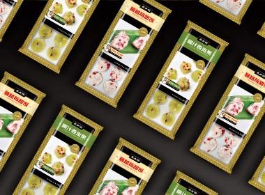 食品包裝設計/凍品包裝設計----鹽城湯姆葛品牌包裝全案策劃&設計