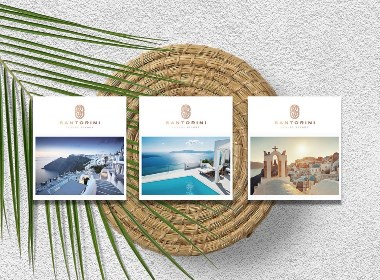 浪漫奢华的蜜月主题度假村酒店品牌vi设计—深圳知名酒店vi设计策划