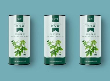 代用茶包装设计