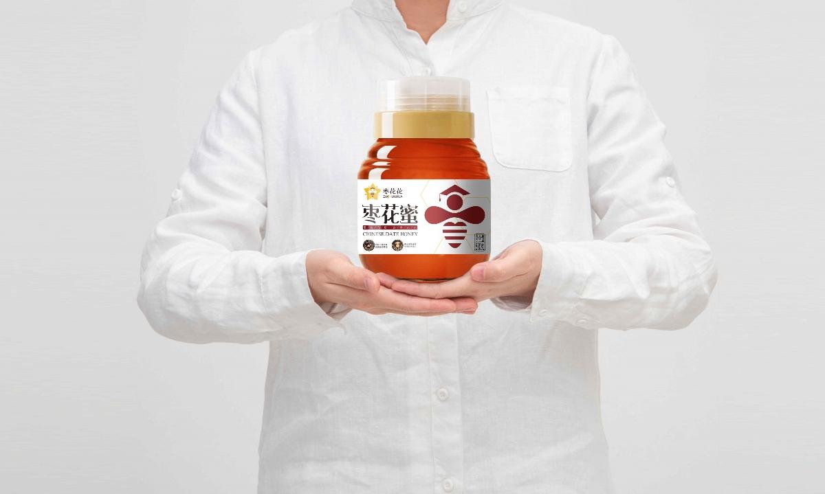 枣花花品牌包装设计